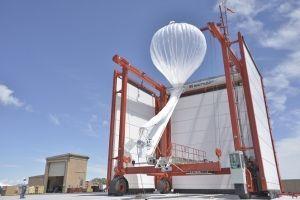 Proyecto Loon de Google surca los cielos