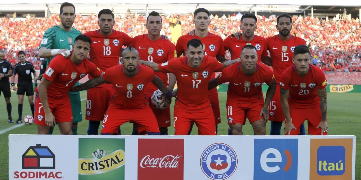 La Roja sigue en lo alto del ranking mundial de la FIFA