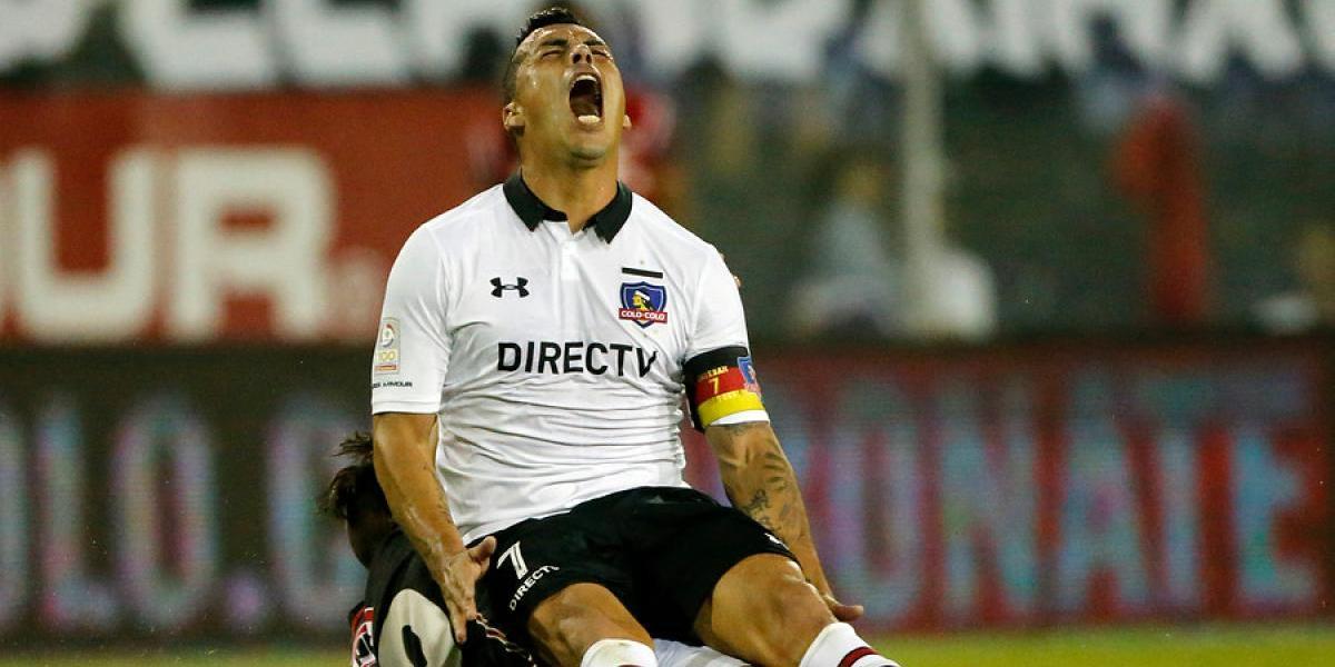 Problemas para Guede: Paredes sigue sin entrenar y Valdés aún es duda en Colo Colo