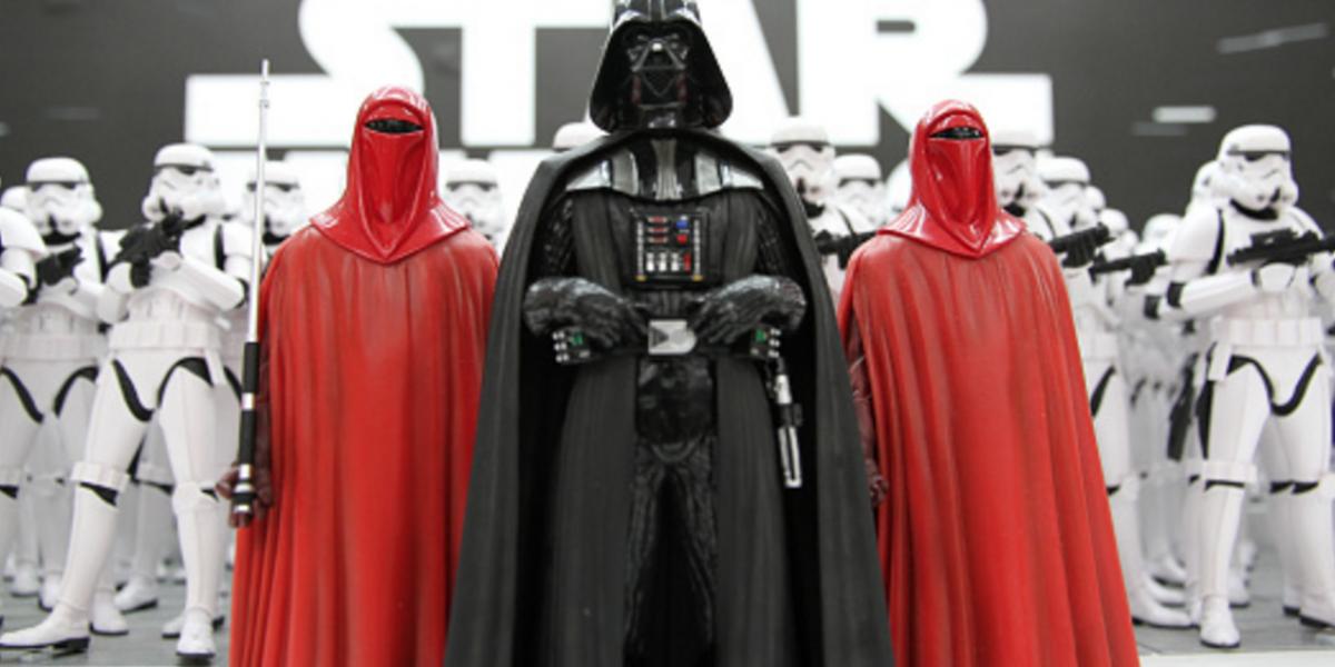 Estas son las cinco mejores naves de Star Wars