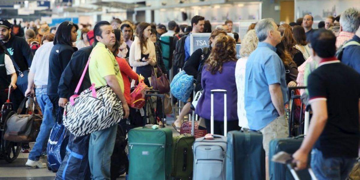 El tráfico aéreo de pasajeros subió en todo el mundo durante marzo