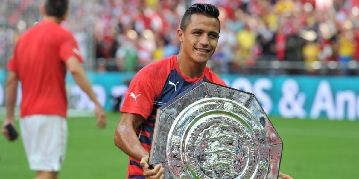 Alexis a la cabeza: El ranking de los fichajes más caros de futbolistas chilenos