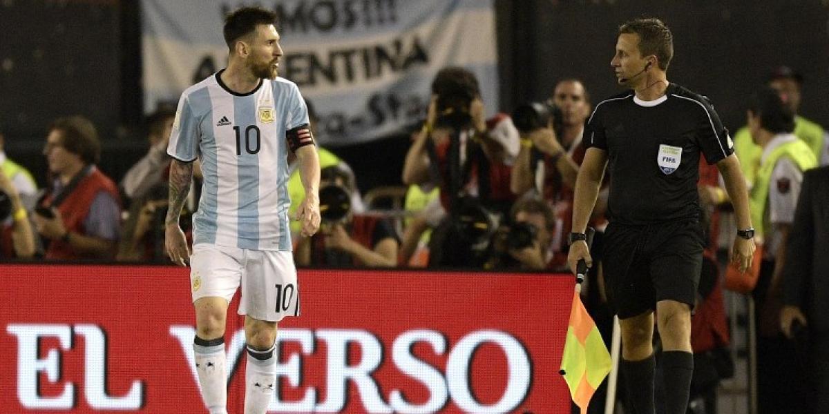 """""""Papelón de la FIFA"""": La columna en Argentina que critica el perdonazo a Messi"""