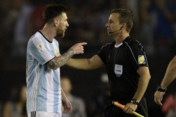 Lionel Messi recibió el perdonazo de la FIFA / imagen: AFP