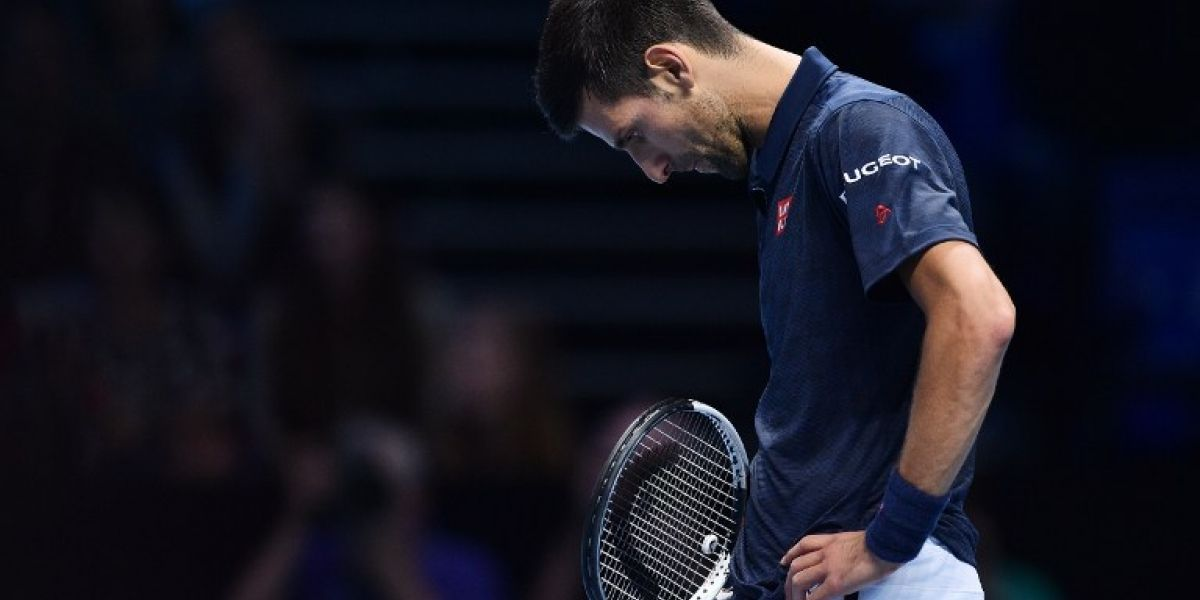 Djokovic busca un giro en su carrera y anuncia quiebre con su entrenador
