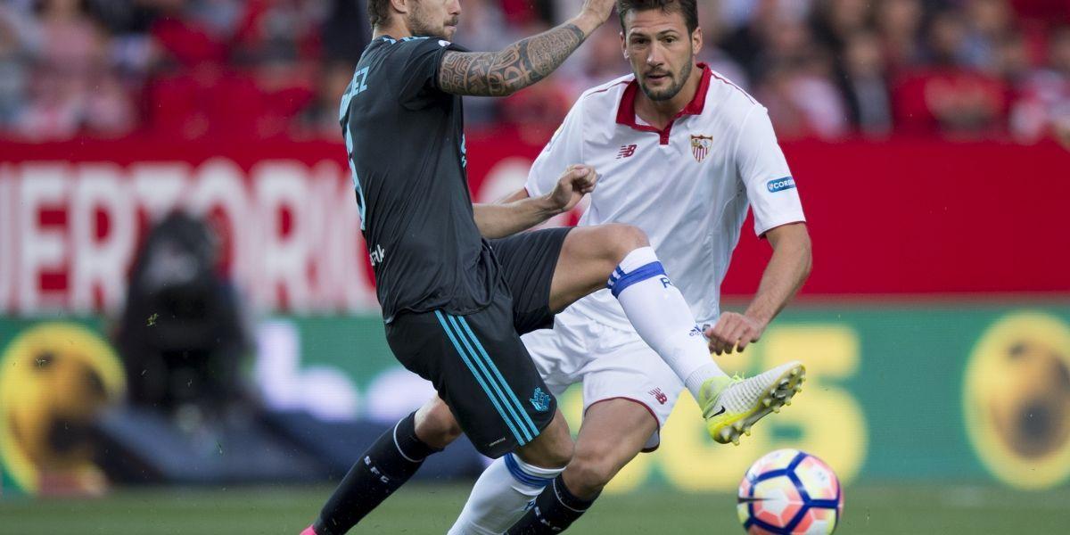 Sevilla de Jorge Sampaoli sufre en España tras amargo empate ante la Real Sociedad