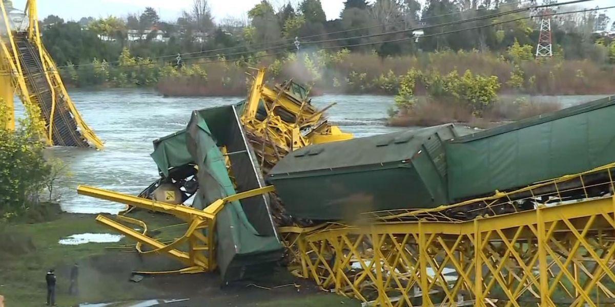 Tribunal Ambiental de Valdivia ordena a EFE extraer contaminantes del río Toltén