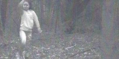 La historia que esconde la foto de la niña fantasma