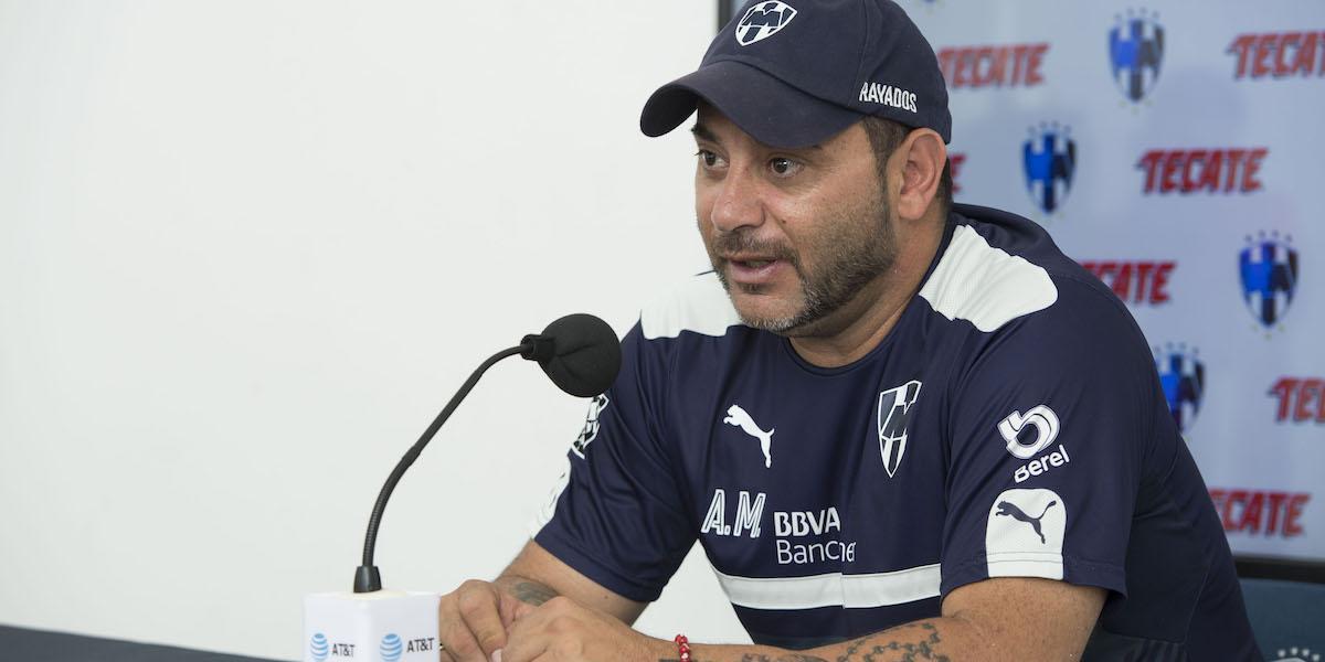 Se confirma la permanencia de Antonio Mohamed con Rayados