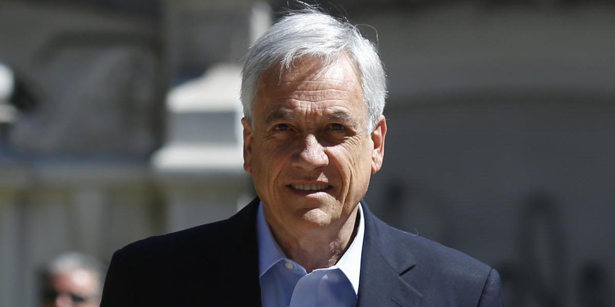 Sebastián Piñera declara como imputado por caso Bancard