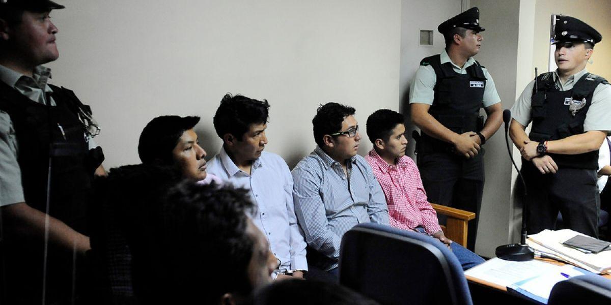 Bolivia denunció en la OEA maltratos a los 9 presos en Chile
