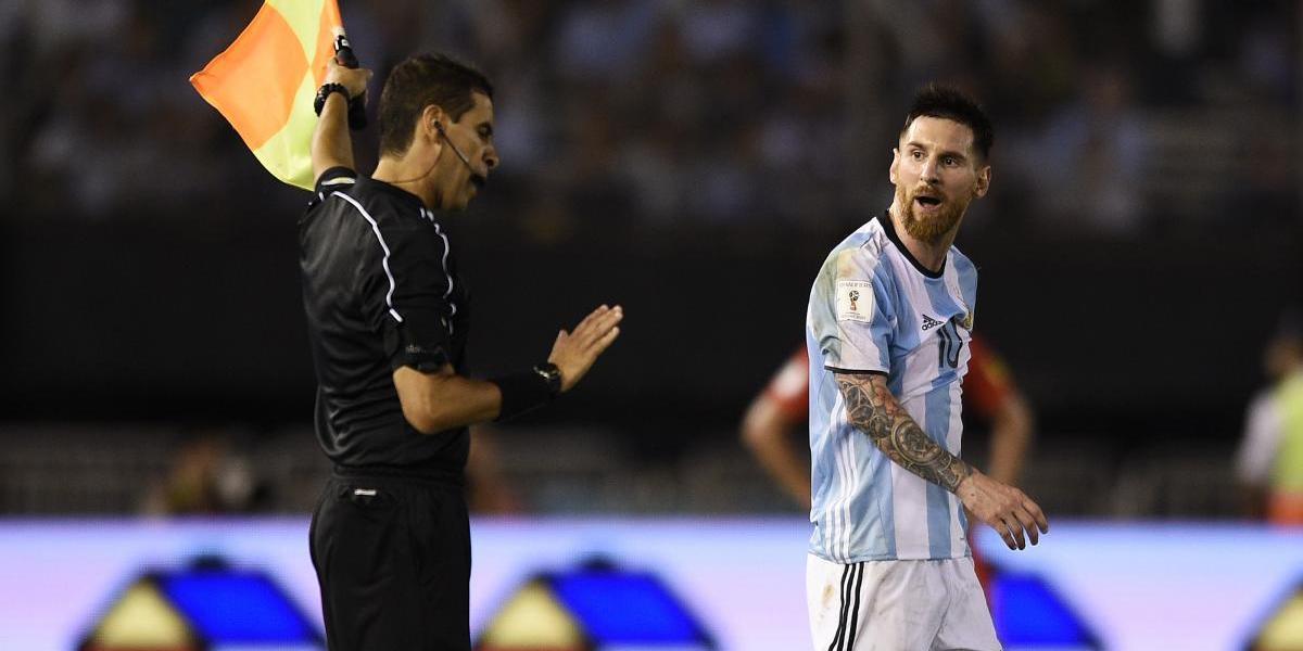¿Falta de pruebas? El video que contradice el fallo de la FIFA que absuelve a Messi