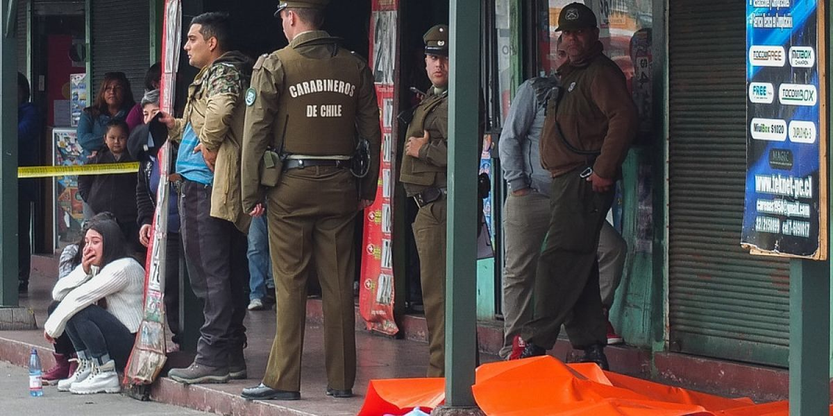 Más carabineros y efectivos de la PDI ante hechos de violencia en Viña del Mar y Valparaíso