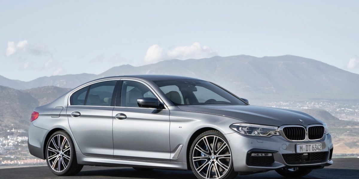 El Serie 5 de BMW ya llegó a Chile