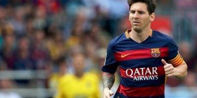 FIFA retira la sanción al jugador Lionel Messi