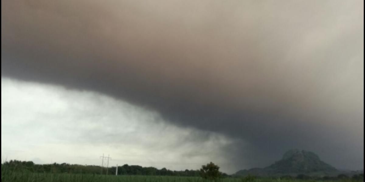 Volcanes de Centroamérica se activan y generan incertidumbre