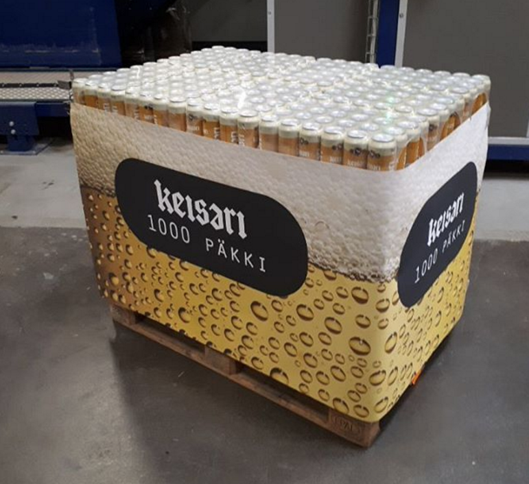 El inesperado éxito de un pack de 1000 cervezas en Finlandia