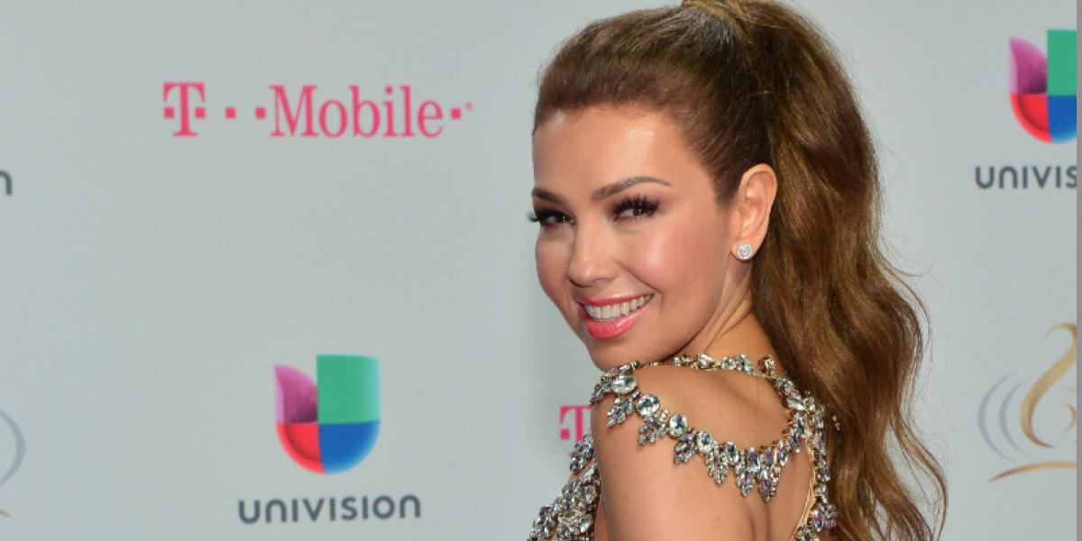 La equivocación de Thalía que no le perdonaron en redes