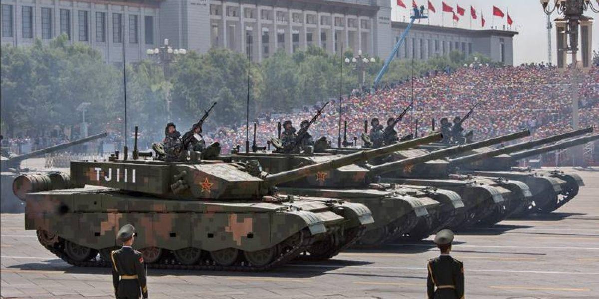 Los cinco ejércitos más poderosos del mundo