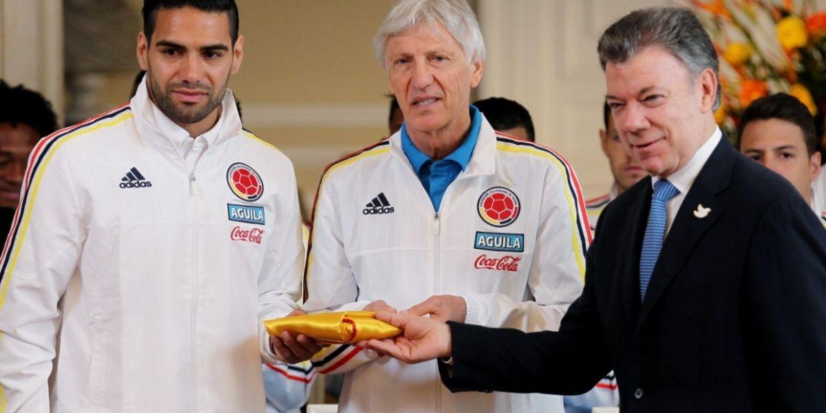 Falcao García habló de la selección, de la paz en Colombia y de sus sueños