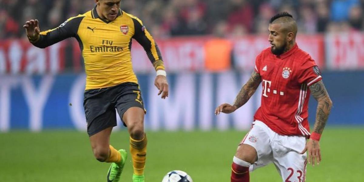 El Bayern abre la billetera y convertiría a Alexis en su fichaje más caro de la historia