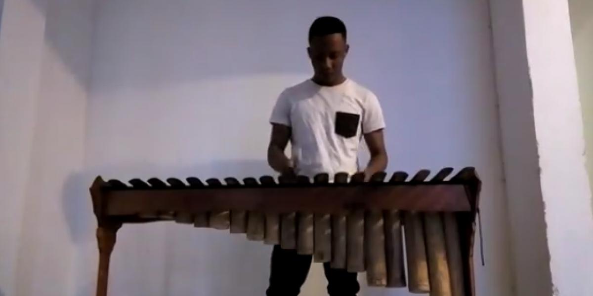 Así suena 'Despacito', de Luis Fonsi, interpretada en marimba