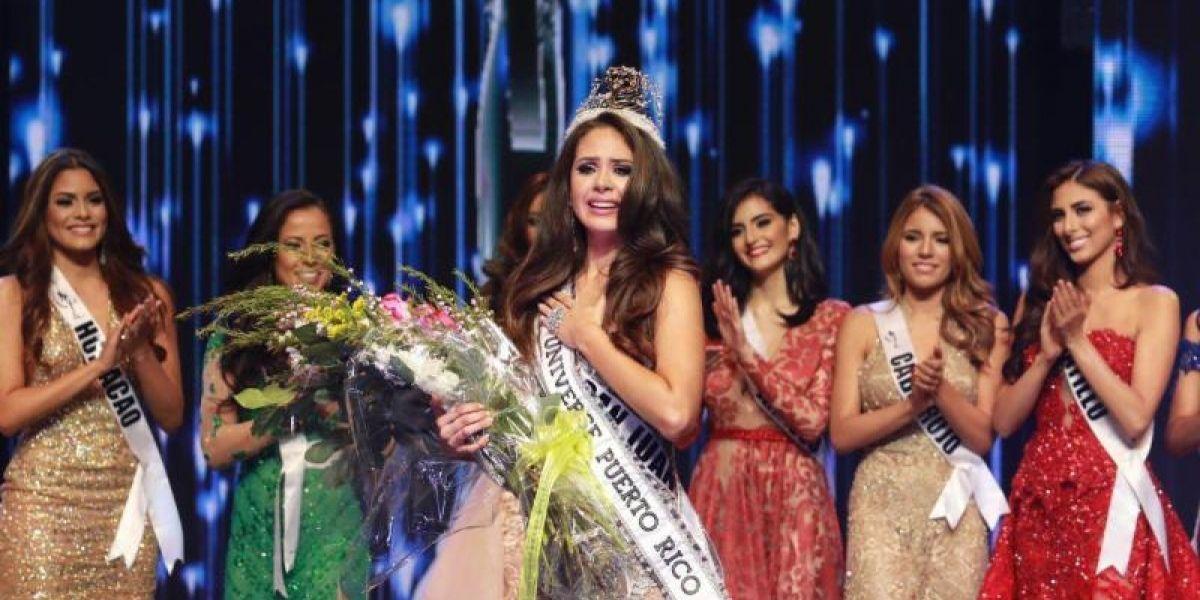 De San Juan la nueva Miss Puerto Rico Universe