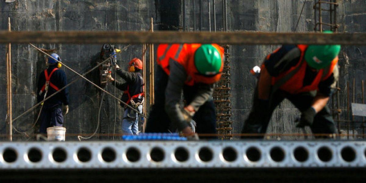 El negro primer trimestre de la economía chilena: acumuló crecimiento de 0,1%