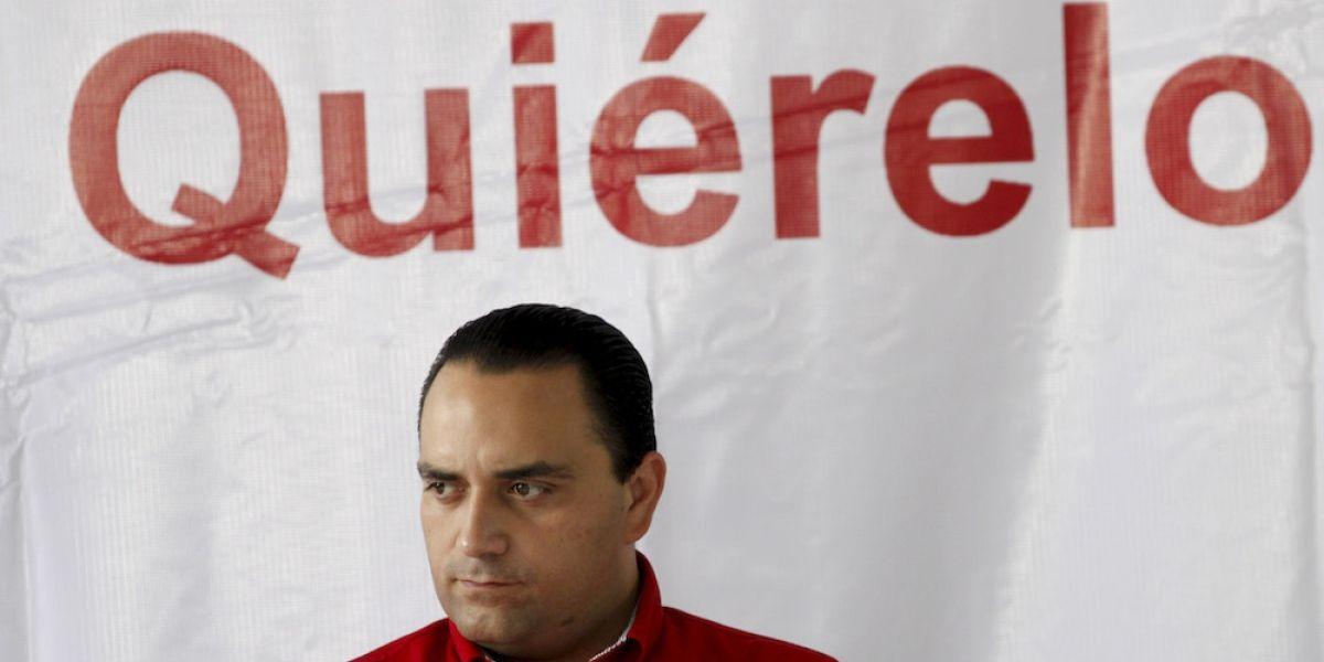 Detienen a funcionario ligado al ex gobernador Roberto Borge