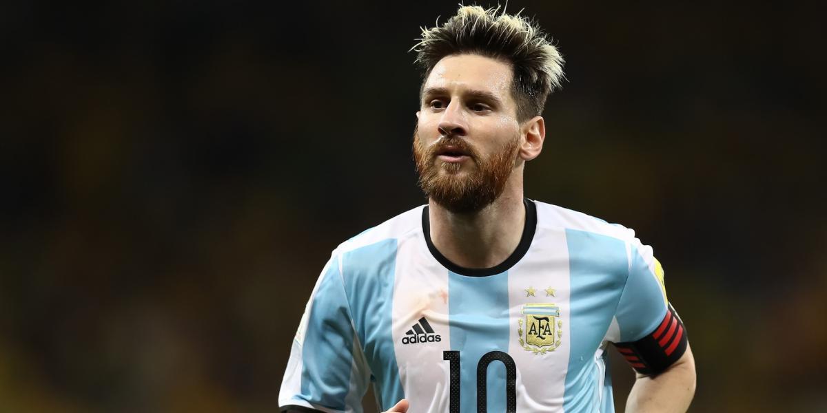 FIFA perdona a Messi y podrá jugar con Argentina