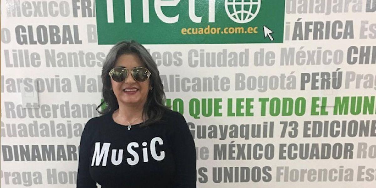 Paulina Tamayo celebra 46 años de trayectoria con la Sinfónica