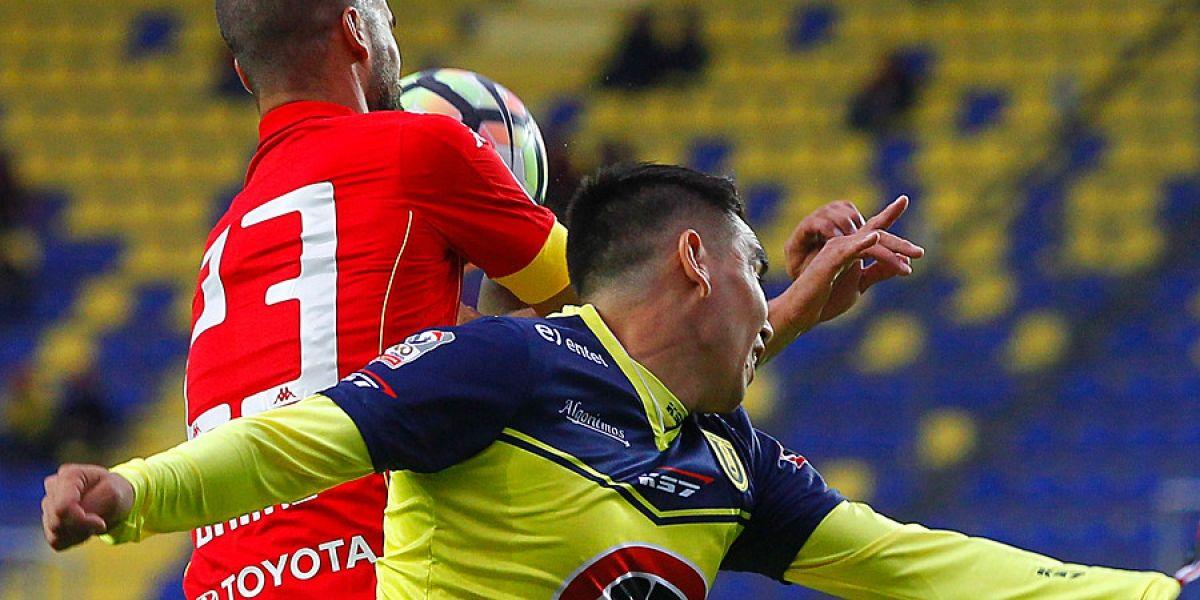 Así vivimos el accidentado empate entre la U de Concepción y Unión Española