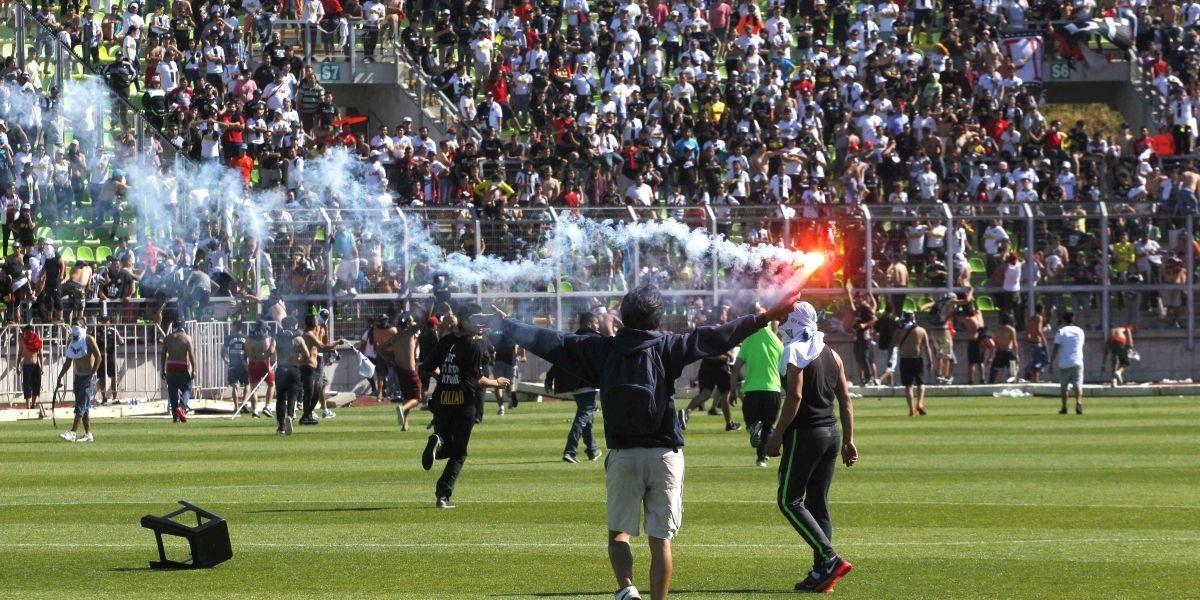 ¿Se hará costumbre? Los partidos sin público visitante que ha tenido el fútbol chileno