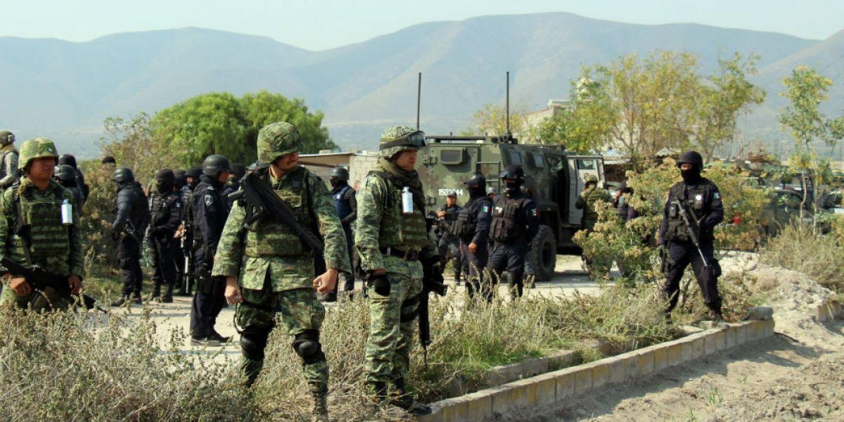 Enfrentamiento entre marinos y huachicoleros deja 5 muertos en Puebla