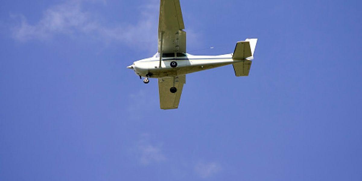 Accidente de avioneta en aeropuerto de Arecibo