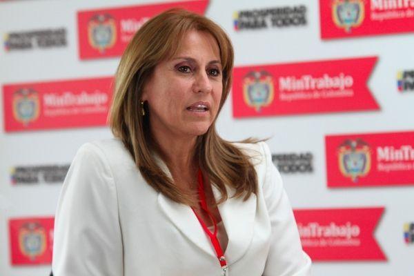 Ministra de trabajo- Griselda