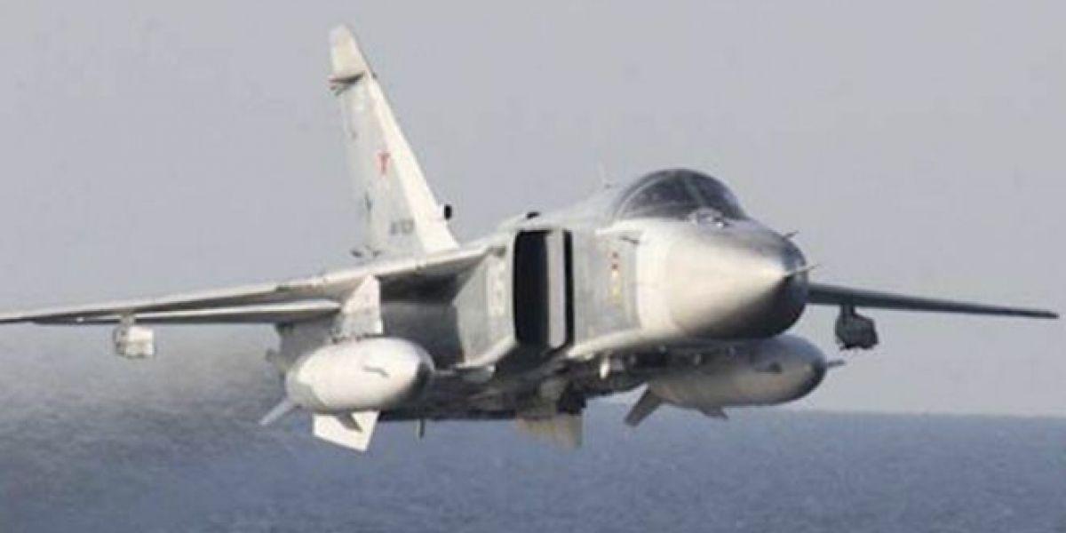 EU intercepta bombarderos y cazas rusos cerca de Alaska
