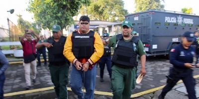 Trasladan a Pacho Viejo a ex comisario de SSP de Veracruz
