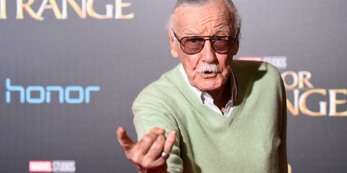 No soy una superestrella: Stan Lee