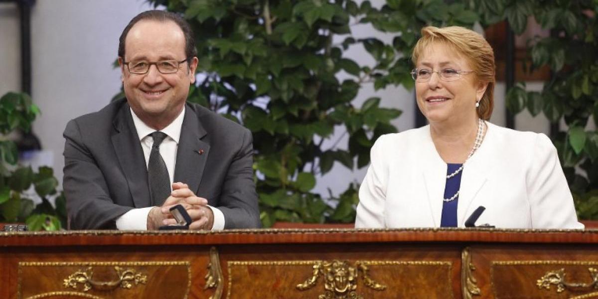 ¿Por qué son importantes para Chile las elecciones presidenciales en Francia?