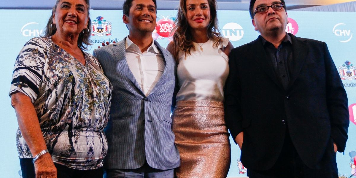"""10 días de fiesta"": Alcaldesa Virginia Reginato anuncia fechas del Festival de Viña 2018"