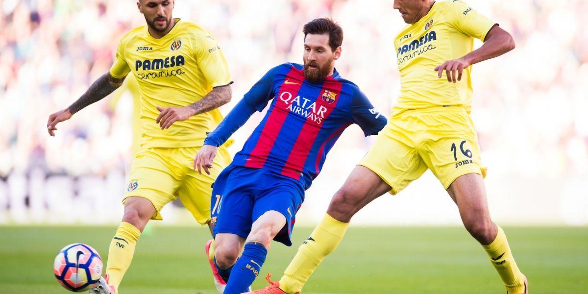 Dos Santos y el Villarreal son goleados por el Barcelona