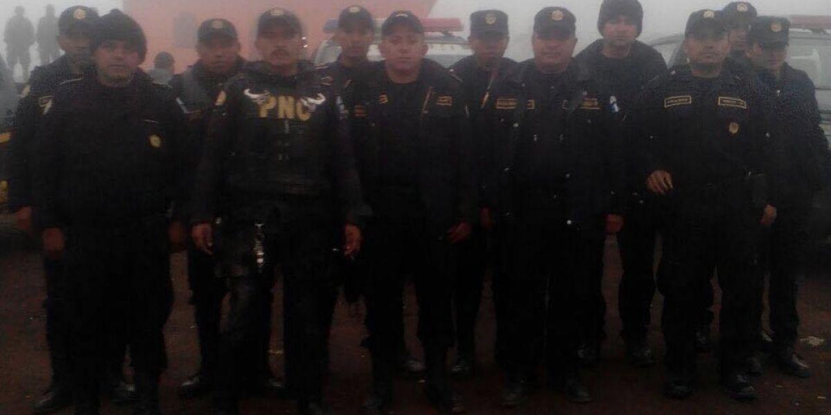 Liberan a los policías secuestrados en San Marcos