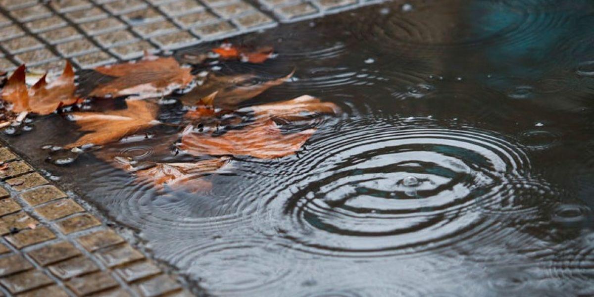 Meteorología pronostica lluvia para este domingo en la zona centro sur