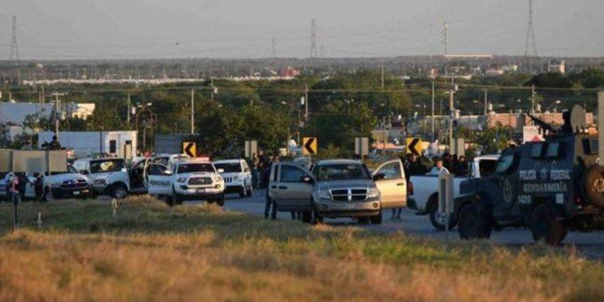 Suman 20 muertos por violencia en Reynosa