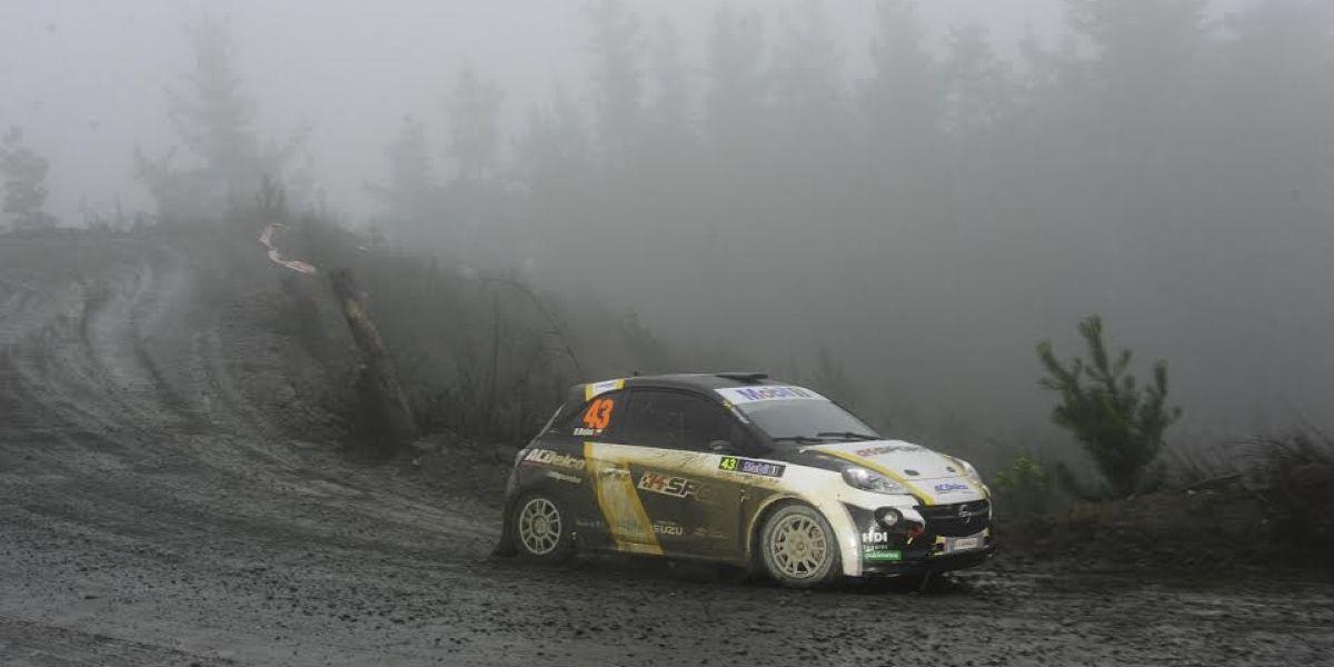 Eduardo Kovacs se ilusiona con el podio del RallyMobil en la R2