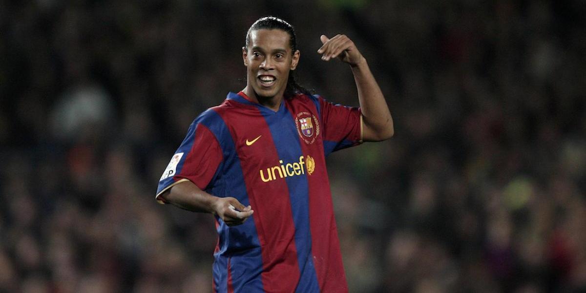 Revelan que Ronaldinho y sus amigos organizaban orgías en el Barcelona