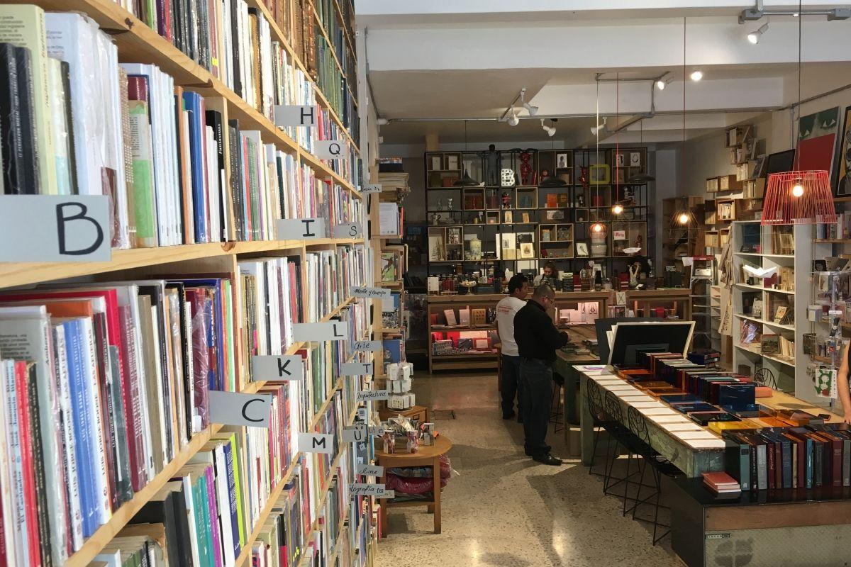 La increíble librería | Foto: Oscar Santillán.