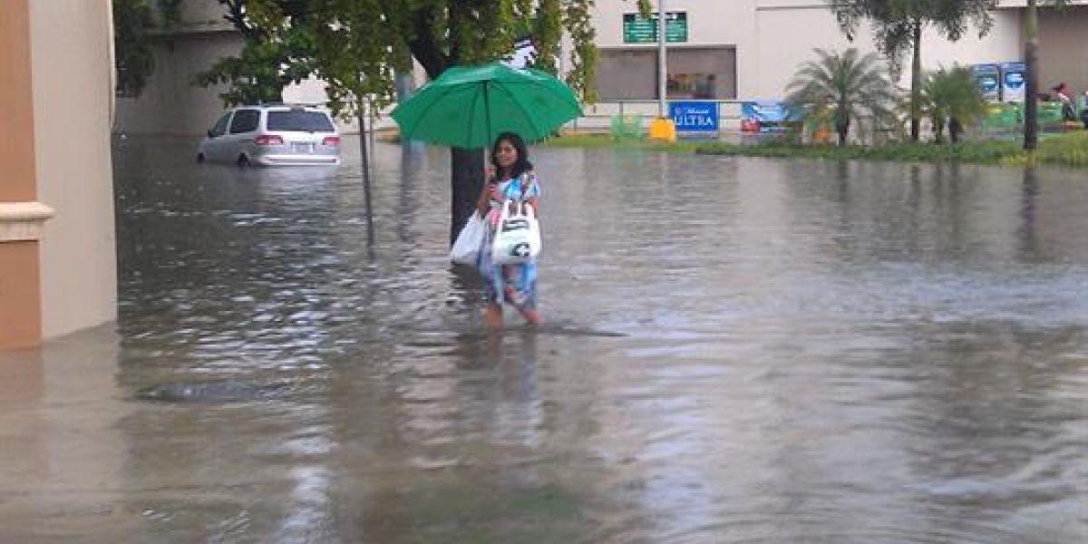 ¡Esté atento! Lluvias en Colombia alcanzarán su pico la próxima semana