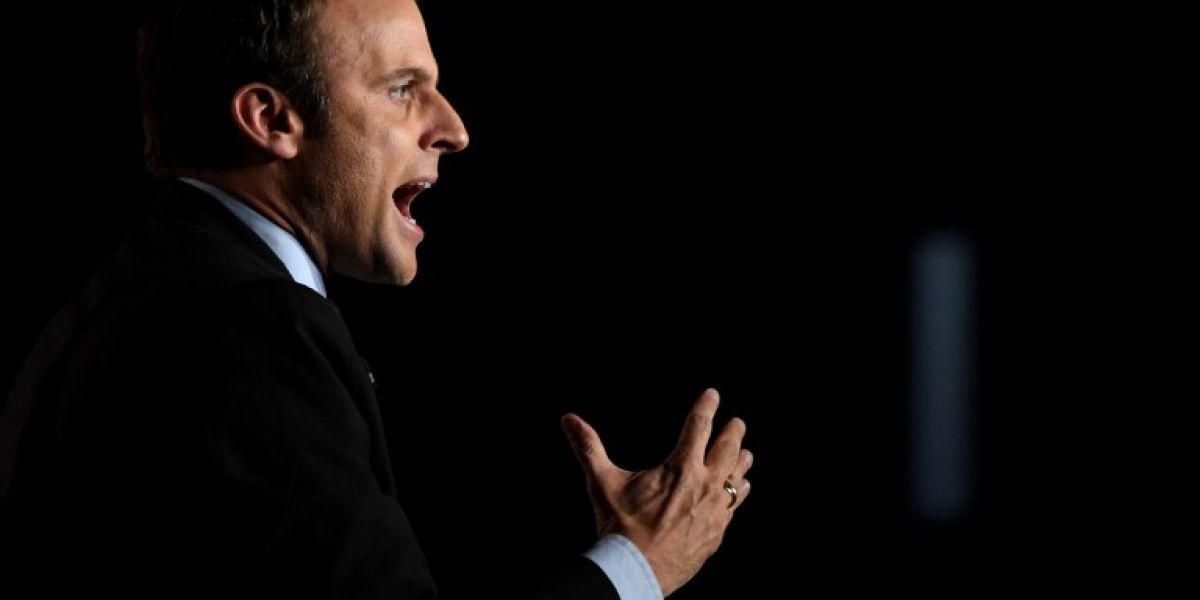 """Hollande: pirateo contra la campaña del candidato Macron no quedará """"sin respuesta"""""""